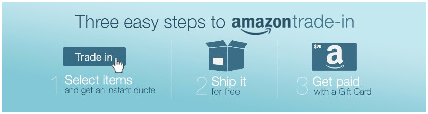 make money by trading in items on amazon