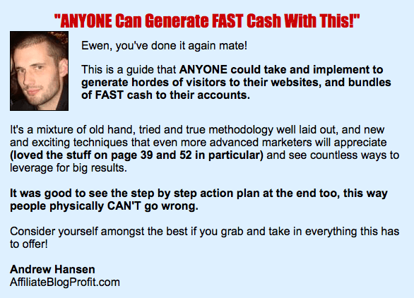 fast track cash review