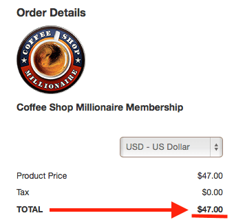 Is The Coffee Shop Millionaire A Scam - New Review - Find Out Now