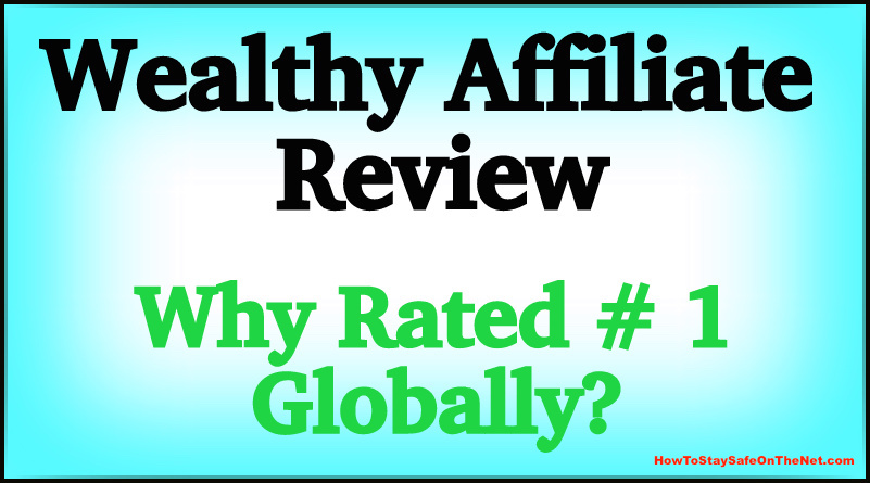Wealthy Affiliate Review 2016 – The Success Formula