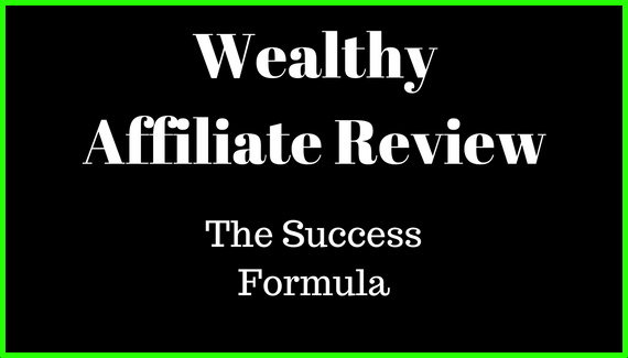 Wealthy Affiliate Review 2017