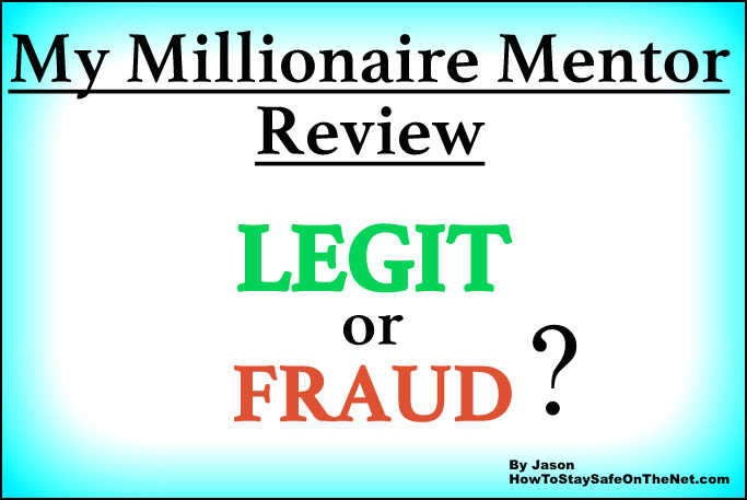 Is My Millionaire Mentor Scam