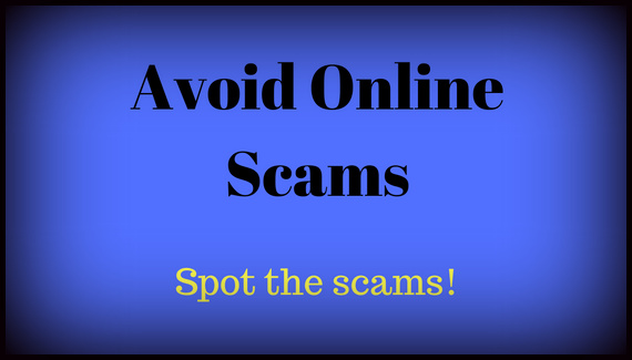 How to Spot a Scam Website