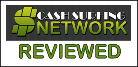 Cash Surfing Network Review|Is Cash Surfing Network Scam