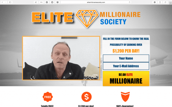 Elite Millionaire Society Review|Is Elite Millionaire Society A Scam?