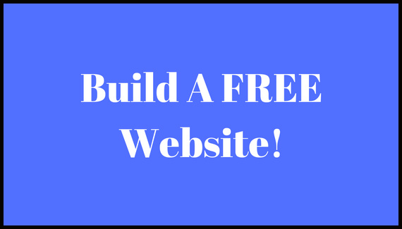 How to build a website free stay safe online for Building builder online