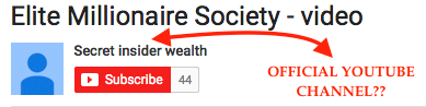 Is Elite Millionaire Society A Scam