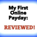 My First Online Payday|Is My First Online Payday SCAM