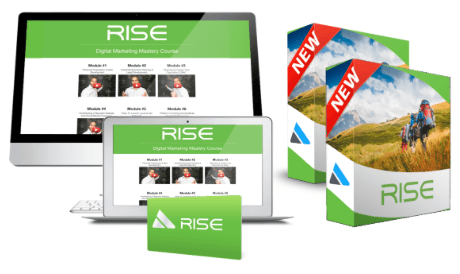 Digital Altitude Rise Membership
