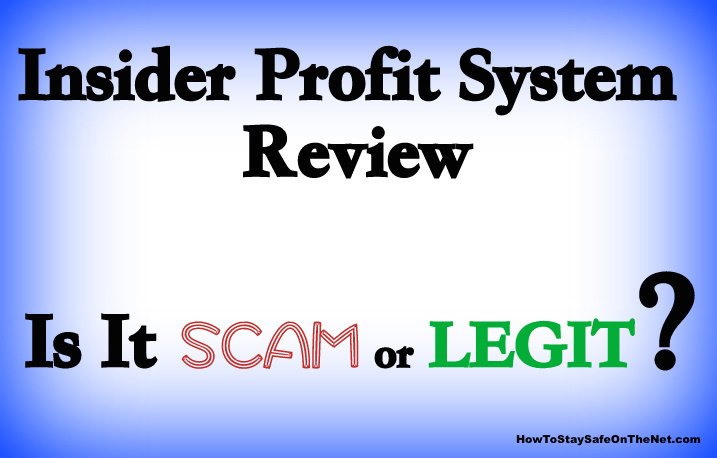Insider Profit System Review