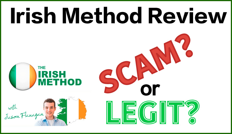 Is Irish Method Scam? - Irish Method Review