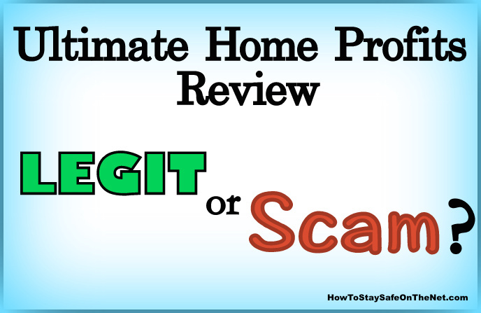 Ultimate Home Profits Review