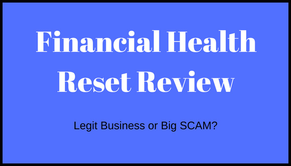 Financial Health Reset Review