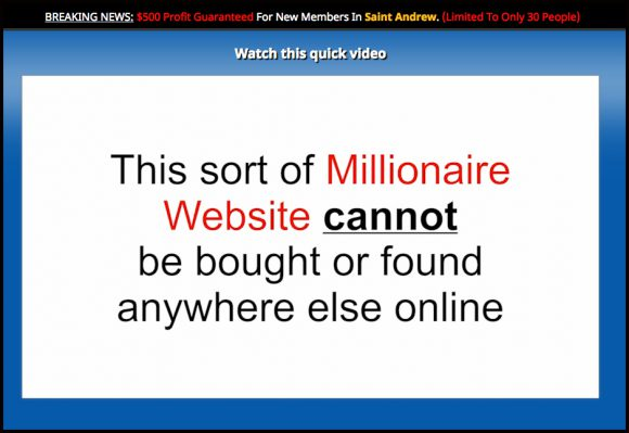 Is Ultimate Online Success Plan A Scam