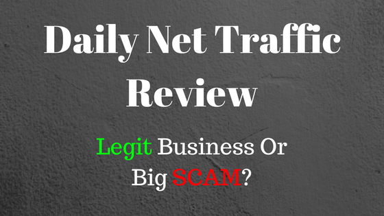 Daily Net Traffic Review