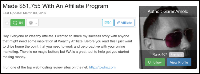 Internet Wealth Biz SCAM