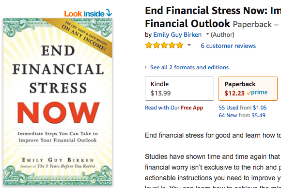 Is End Financial Stress Now A Scam